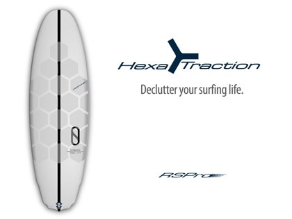RSPro HexaTraction Grip