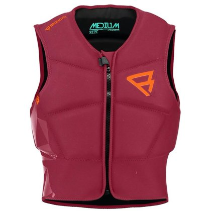 BRUNOTTI modelis NEO IMPACT vest Men dark red 2018