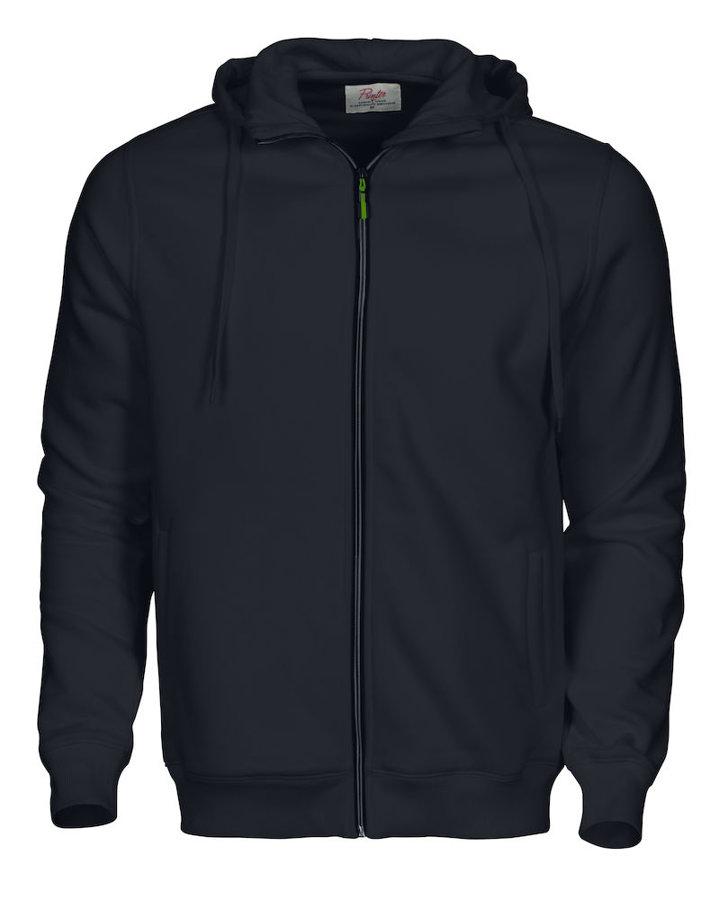 SURFSHOP.LV džemperis ar kapuci un augsto kaklu, logo apdruka