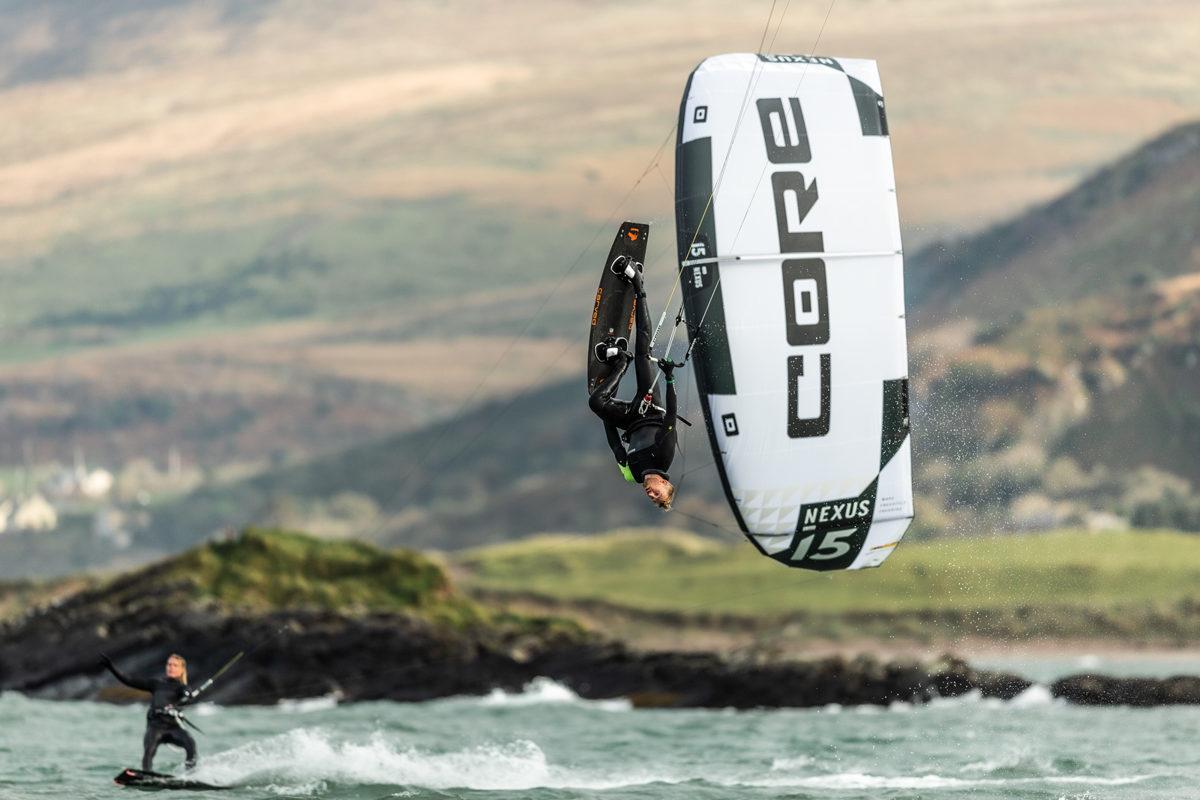 CORE NEXUS 2 LW lightwind - freeride, freestyle, wave