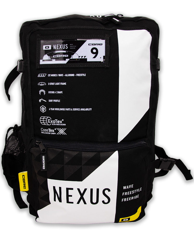 CORE NEXUS 2 - freeride, freestyle, wave