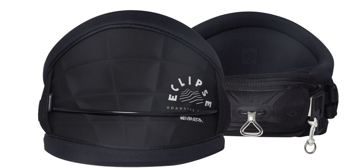 MANERA hardshell trapece ECLIPSE Black