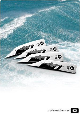 CORE G10 Wake Fin (28mm)