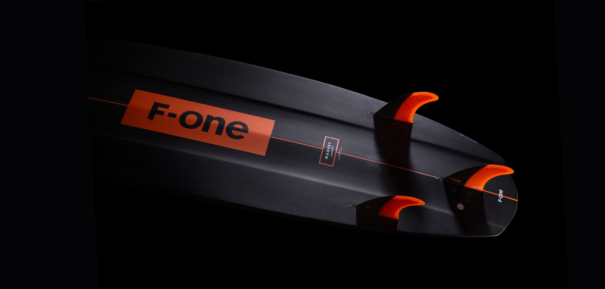 F-ONE MAGNET Carbon