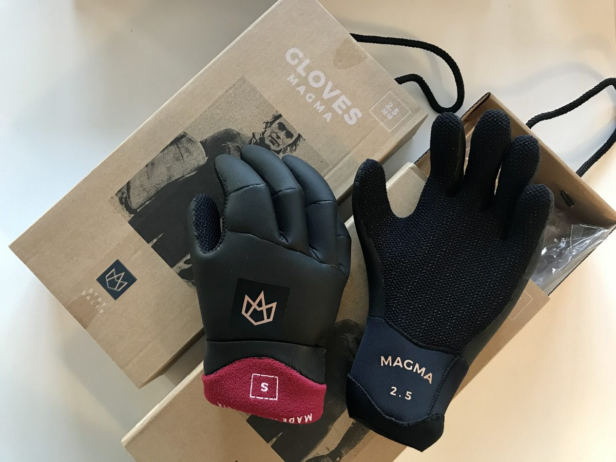 MANERA gloves Magma 2.5MM