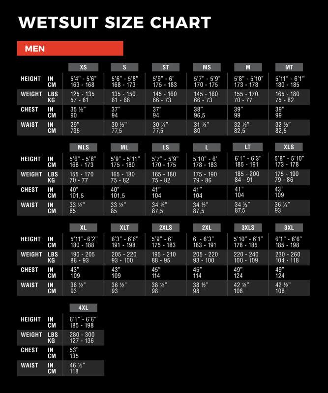 XCEL modelis Axis X OS 3/2 4/3 5/4/3 mm hidrotērps