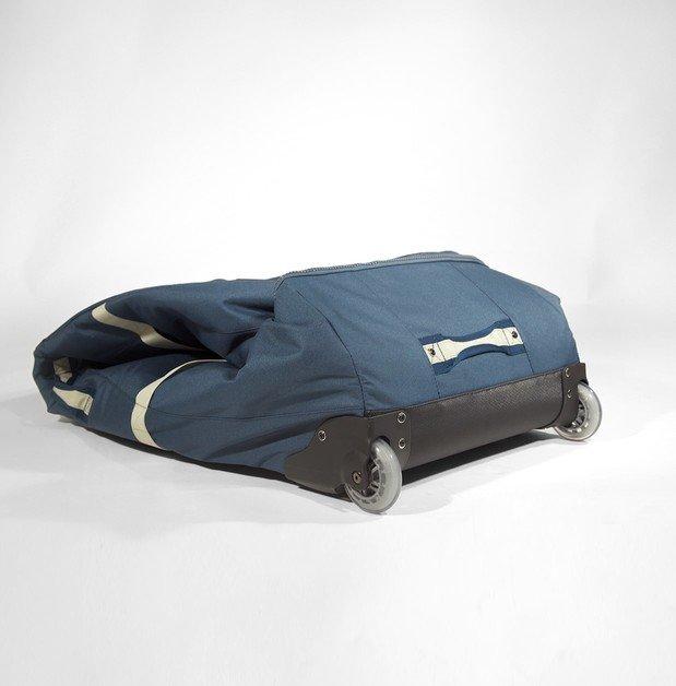 MANERA Cubby wheels TT boardbag 150x32x47cm - 4.7kg