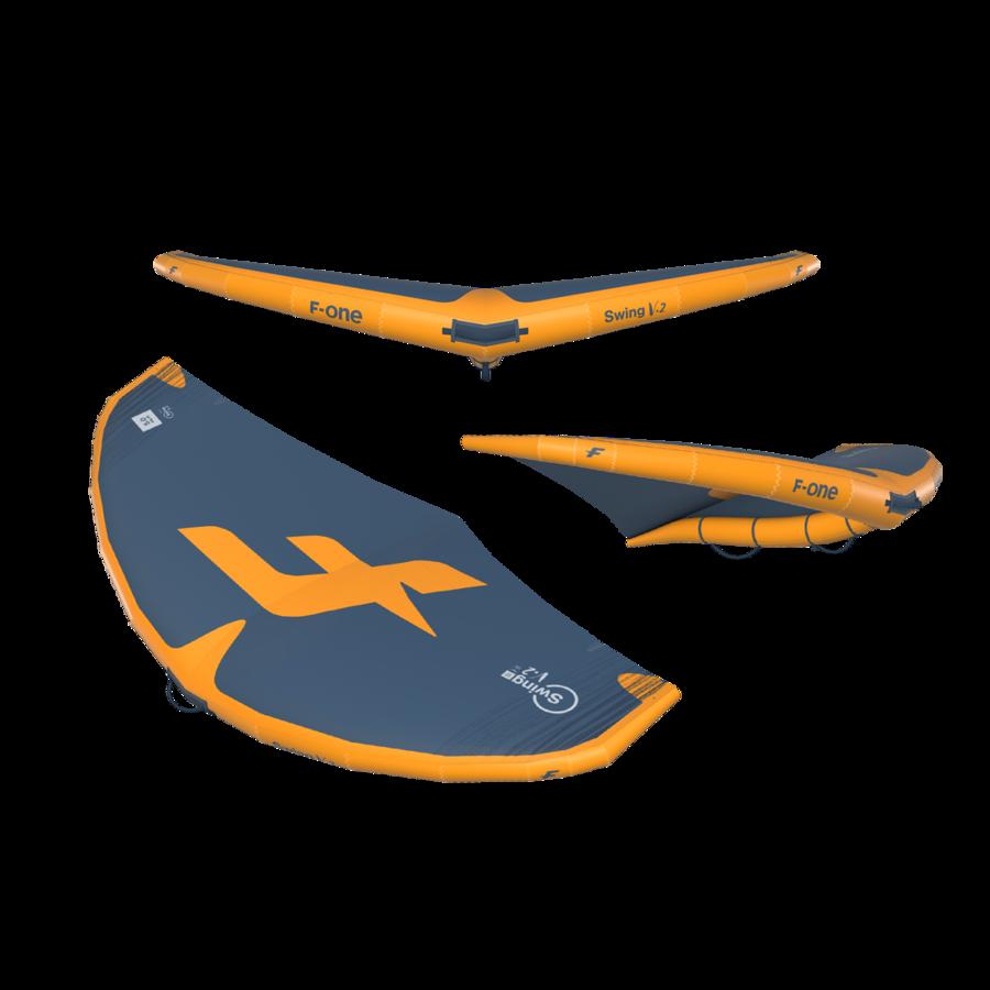 F-ONE SWING V.2 2.4 - 5.5M2, 769.00 - 949.00 EUR