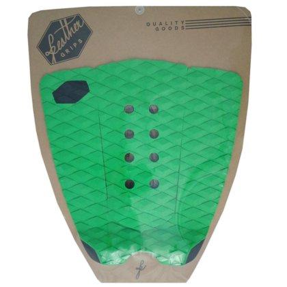 FEATHER SURF dēļa astes paliktnis, krāsa - zaļš