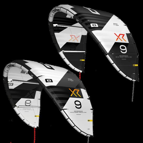 CORE XR7 - freeride, freestyle, wave