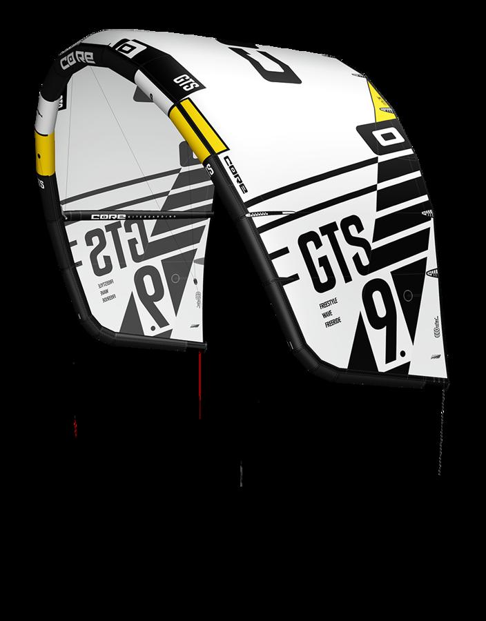 CORE pūķis GTS5 11.0m2