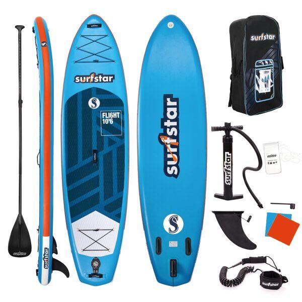 "SurfStar SUP Ocean&Blue 10'6"" LTD"