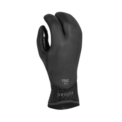 XCEL DRYLOCK 3-FINGER GLOVE 5MM