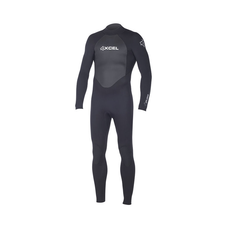XCEL XPLORER OS ZIP FULLSUIT 3/2, 4/3, 5/4/3 mm