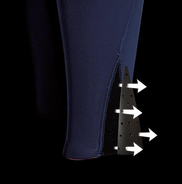 MANERA Womens Meteor X10D Backzip 5/4/3mm / 2020